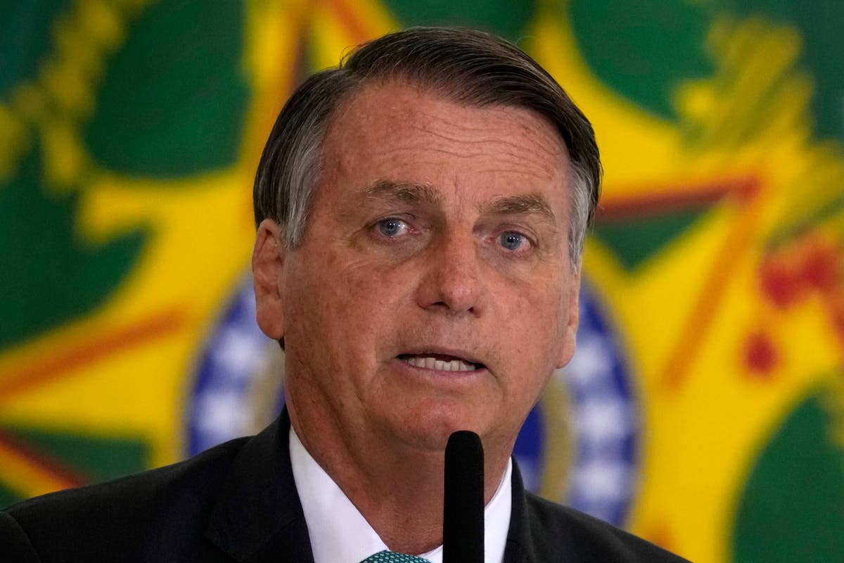 Vice president: Brazil ending Amazon deployment of soldiers
