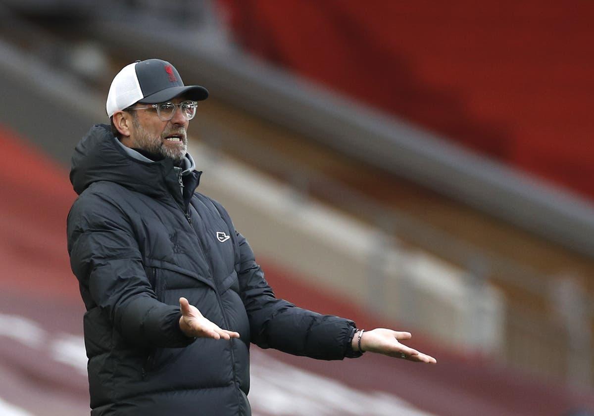 Jurgen Klopp insists 'nothing changes' despite Fifa and Uefa complaints