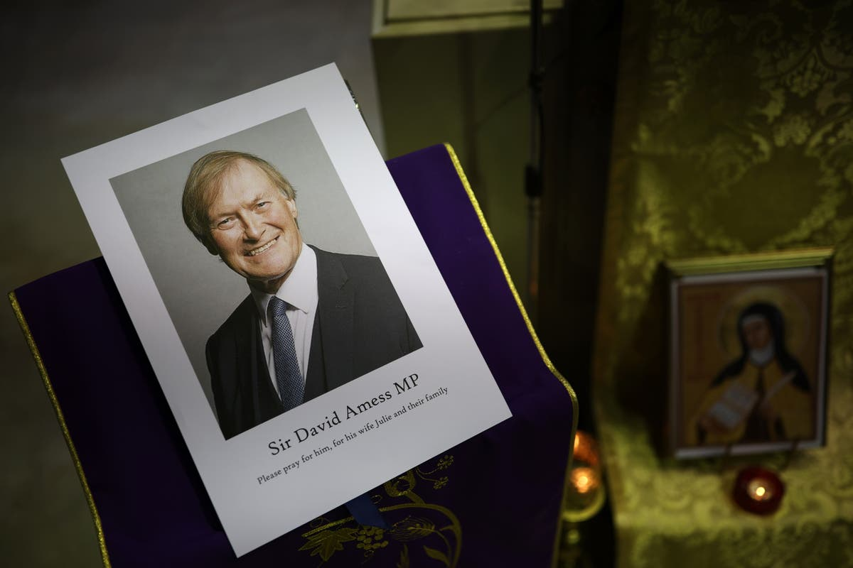 Opinion: David Amess's death shows that MPs aren't always seen as human beings
