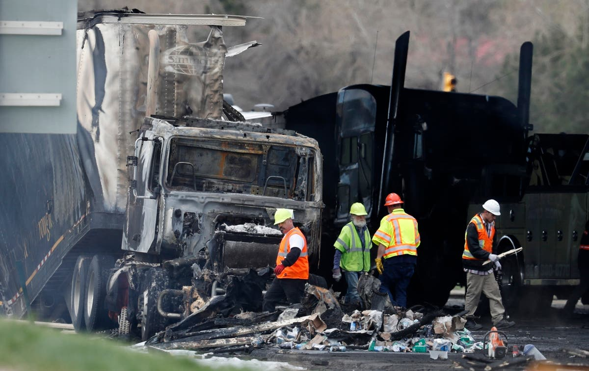 Truck driver convicted in Colorado pileup that killed 4