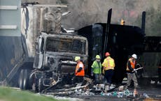 卡车司机在科罗拉多州的堆积中被定罪,导致死亡 4