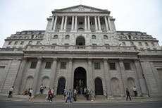 Inflation could reach 5 persent, Bank of England economist warns