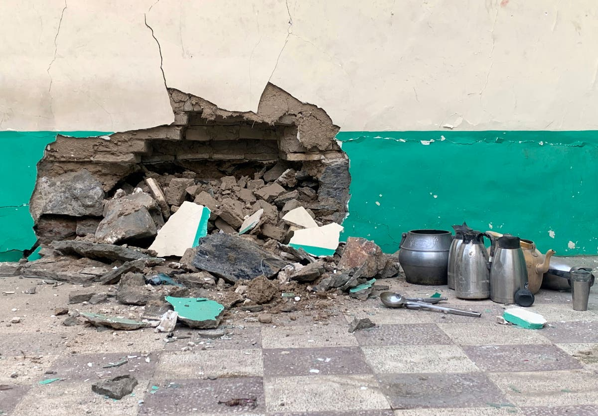 Islamic State claims mosque bombing in south Afghanistan