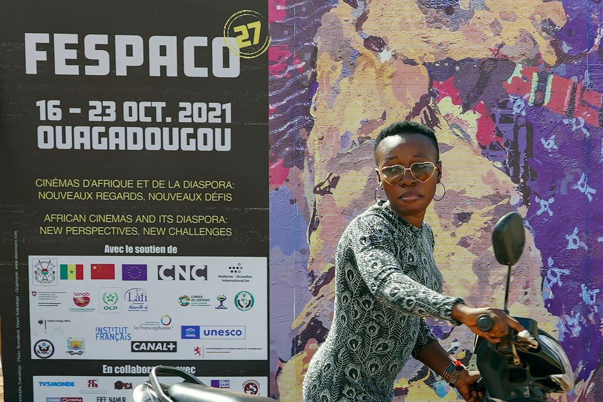Africa's largest film festival kicks off in Burkina Faso