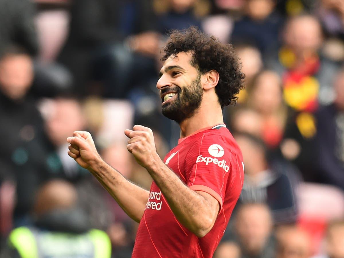 Jurgen Klopp hails Mohamed Salah as best in world after wonder goal against Watford