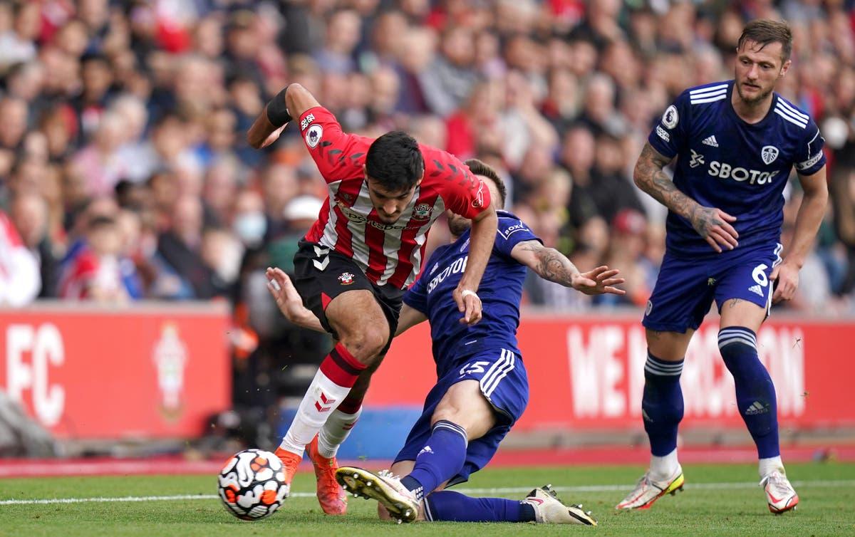 Armando Broja earns Southampton an impressive win over Leeds