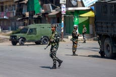 6 combatants, 2 workers killed in fresh violence in Kashmir