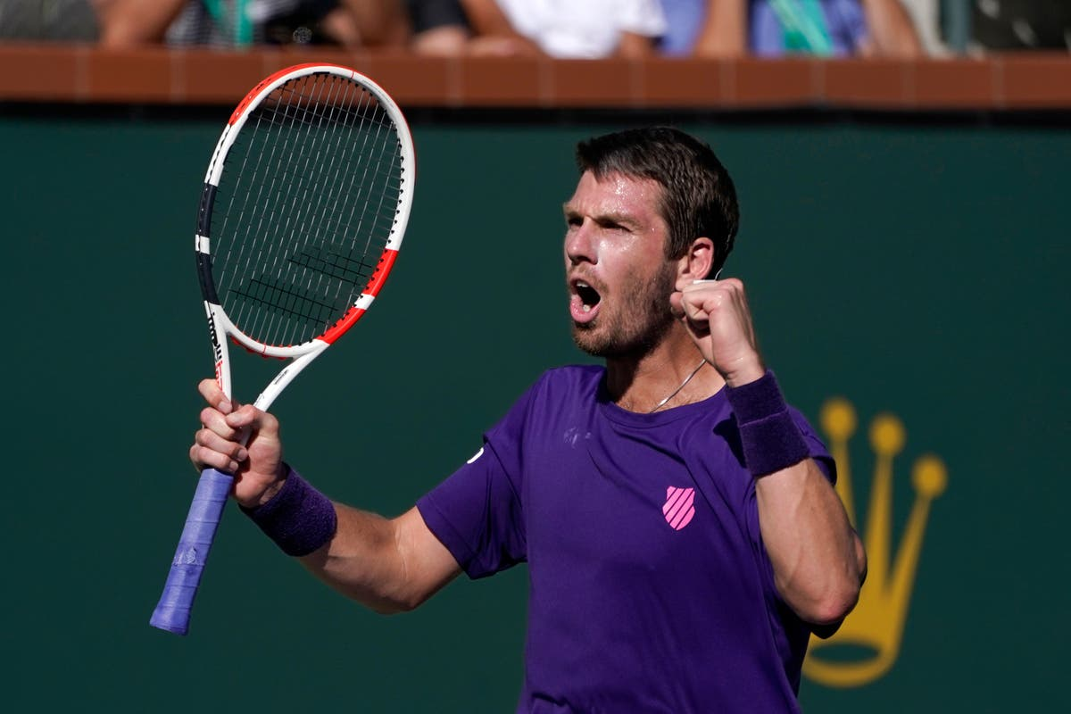 Cameron Norrie brushes aside Grigor Dimitrov to reach Indian Wells final