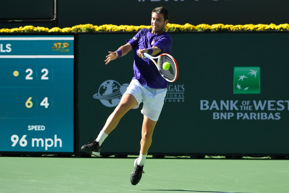 Cameron Norrie sets sights on slams after reaching Indian Wells final