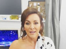 Shirley Ballas responds after concerned Strictly viewers spot 'lumps' in her armpit