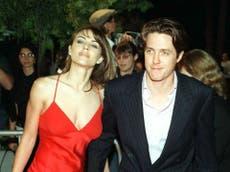 Elizabeth Hurley praises friend Hugh Grant as 'great father'