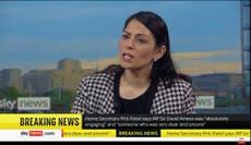 デービッド・アメス: Priti Patel could ban online anonymity to stop 'relentless' abuse of MPs