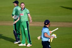 Ireland determined to show what we're capable of at T20 World Cup – Josh Little