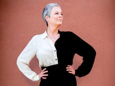 Jamie Lee Curtis: 'Can you imagine being married to me? Can you imagine being my child?'