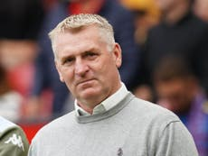 Dean Smith questions Aston Villa game management after collapse against Wolves