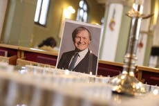 'Show kindness and love to all' say family of murdered MP David Amess