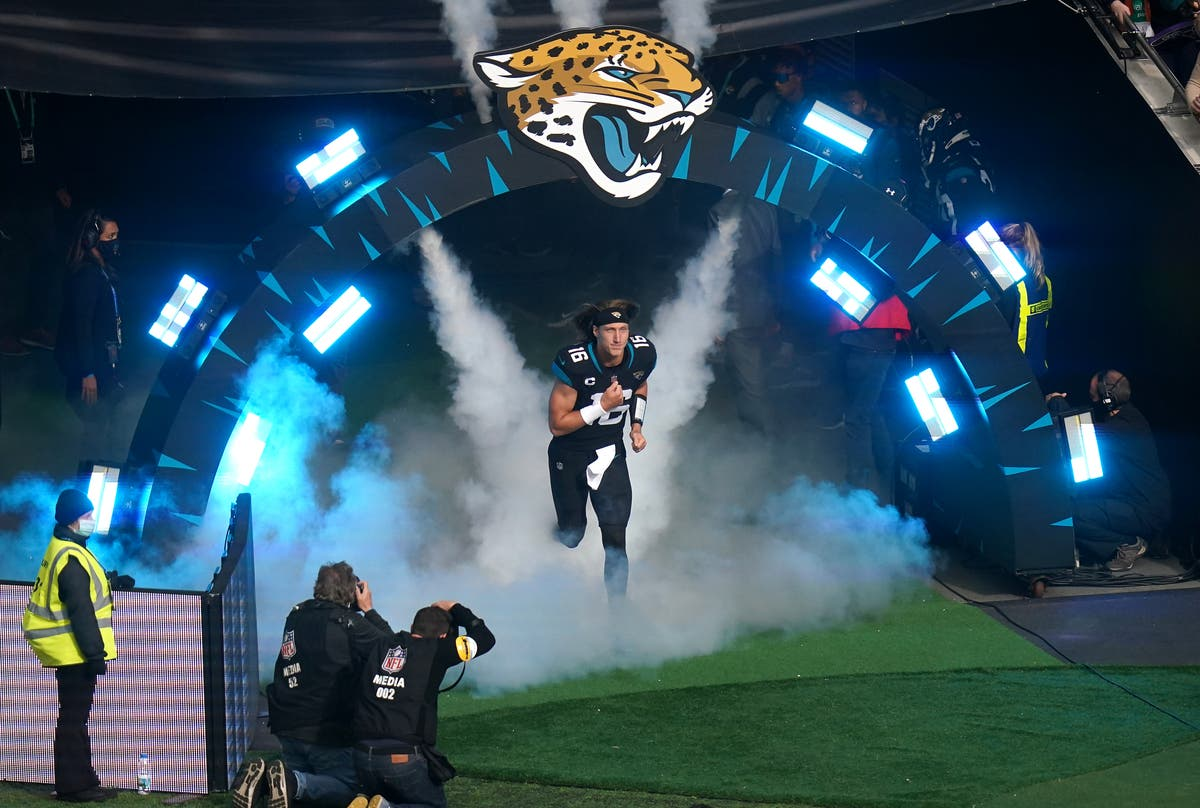 Trevor Lawrence proud of Jacksonville Jaguars after 'special' London win