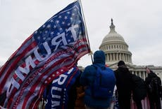 Trump fan accused of tasing police officer at Capitol riot cries and calls himself 'piece of s***' in FBI interview