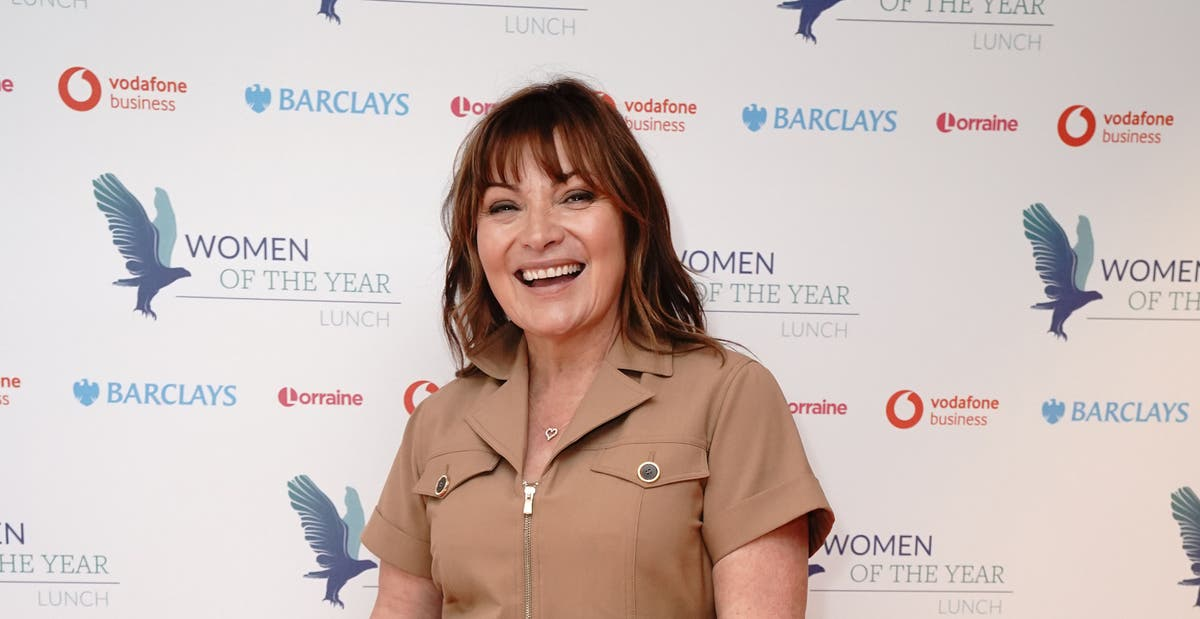 World Menopause Day: Lorraine Kelly on redefining menopause and why keeping the conversation going is so important