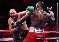 Joe Rogan claims 'corruption' played part in Tyson Fury's win over Deontay Wilder