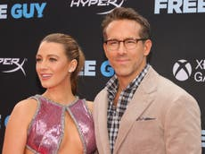 Ryan Reynolds: Wife Blake Lively pokes fun at husband after he announces break from acting