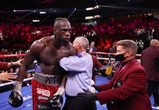 Deontay Wilder would 'love' a fourth fight with Tyson Fury
