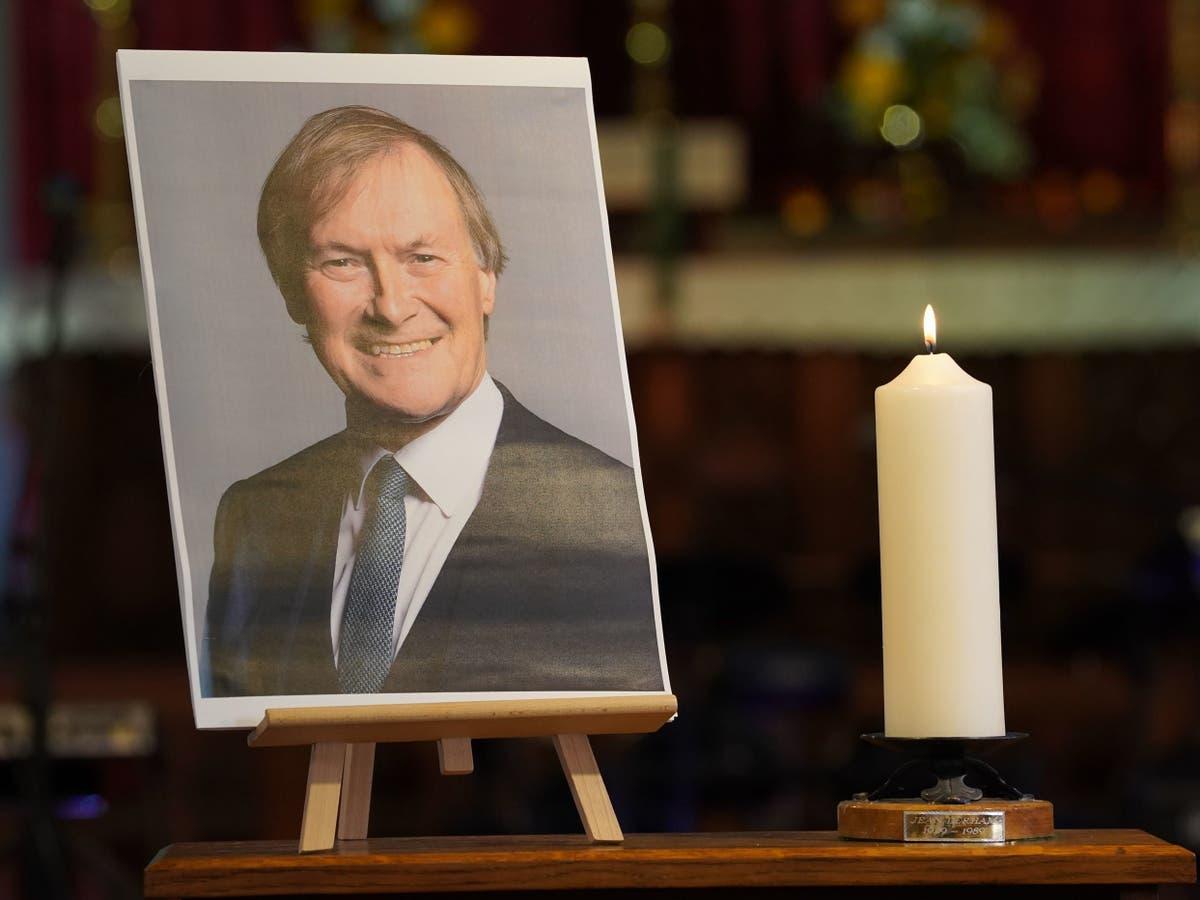 David Amess murder sparks Online Harms Bill criticism – follow updates live