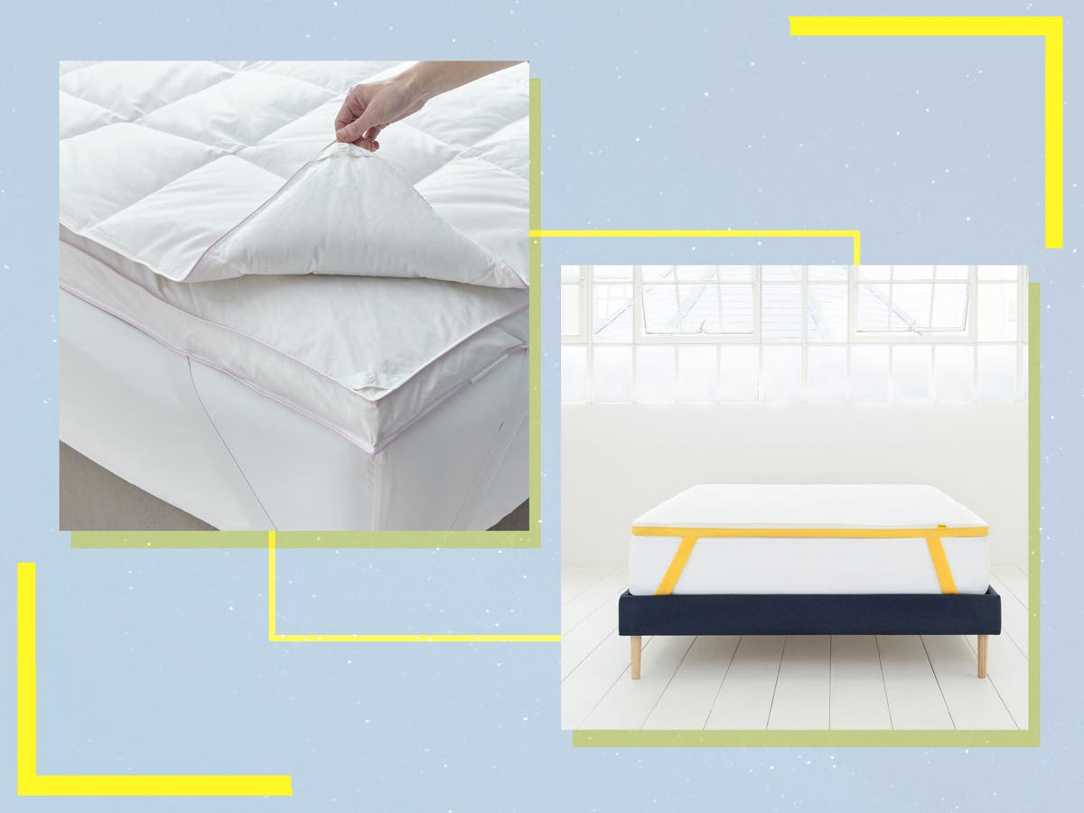 Getting out of bed is much harder when you've got one of these mattress toppers