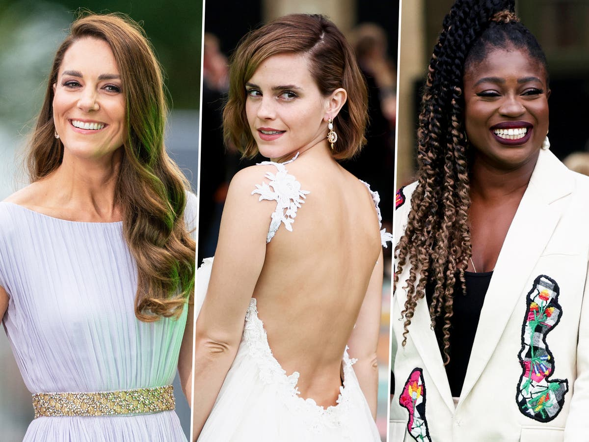 What Kate Middleton and Emma Watson wore to the Earthshot Prize