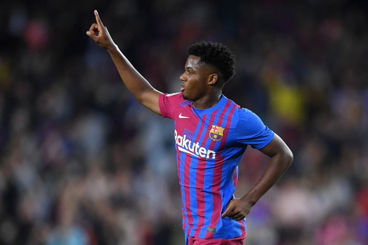 Awesome Ansu Fati shows Barcelona's route to the top - and how far there is to go
