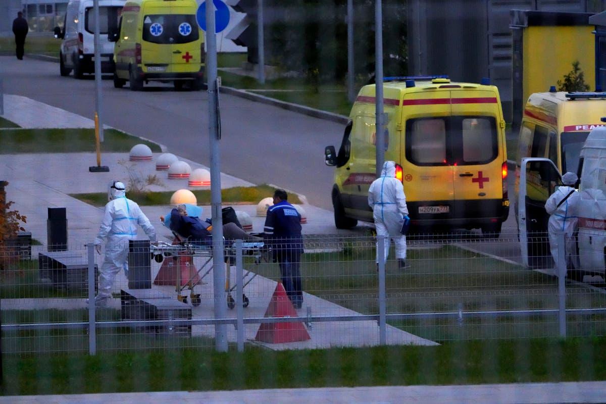 Russia's coronavirus infections exceed 8 million