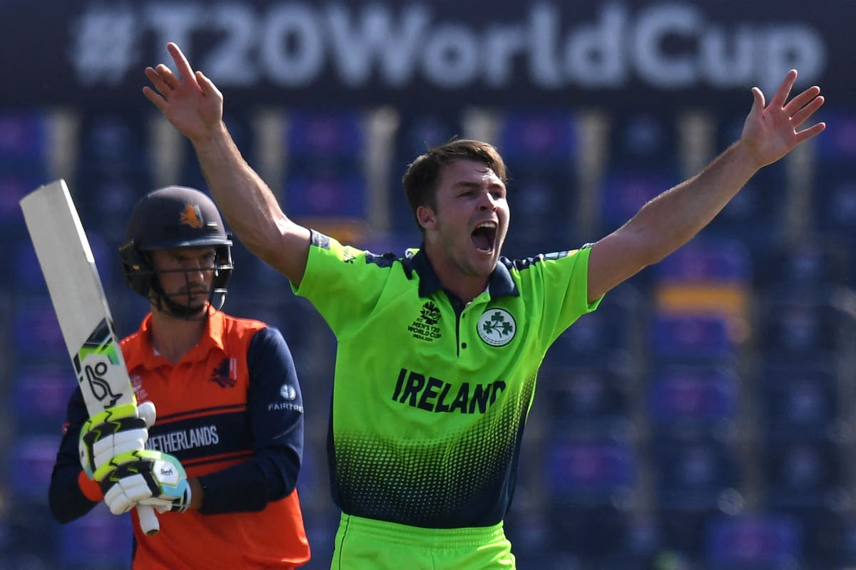 Curtis Campher 'very fortunate' to take four wickets in four balls