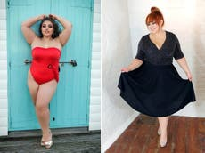 Mother who was bullied for her weight wins Miss Voluptuous title