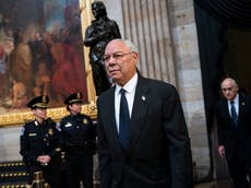 Colin Powell death: Former secretary of state dies from Covid complications aged 84