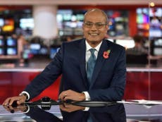 BBC newsreader George Alagiah to step back from duties as cancer spreads