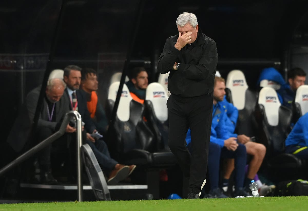 Steve Bruce will be 'relieved' to get the sack at Newcastle, Jamie Redknapp claims