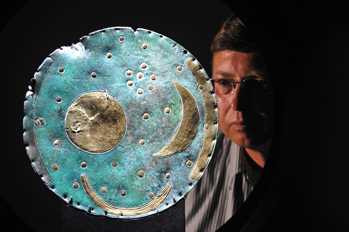British Museum to display world's 'oldest map of stars'