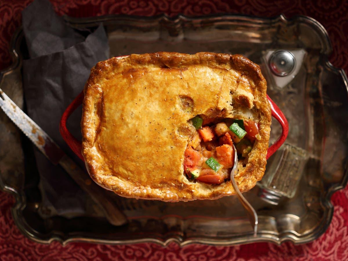 A three-course menu to celebrate autumn