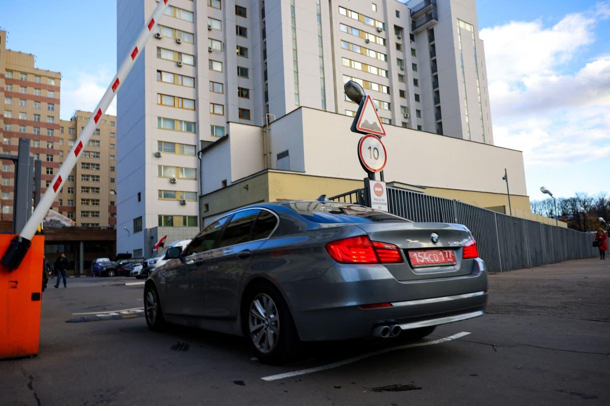 Russia closing Nato office in tit for tat move following 'spy' expulsion