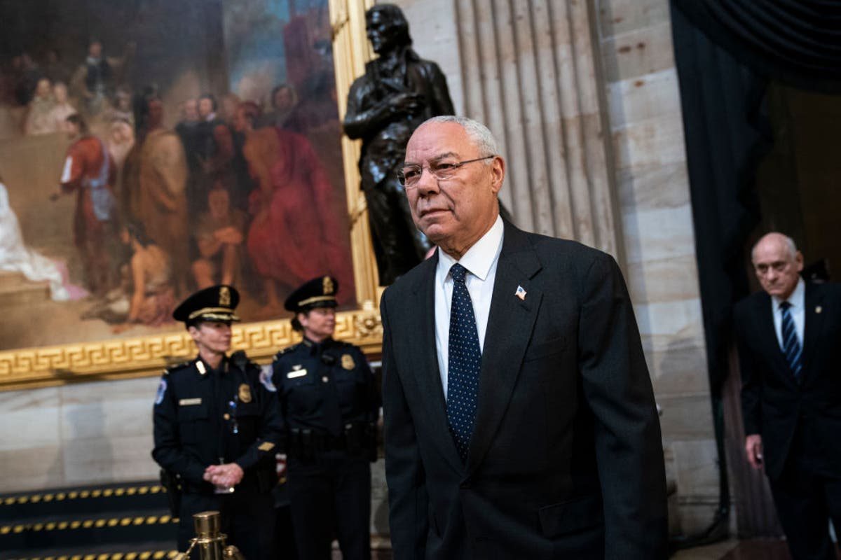 Fans share Colin Powell's Howard commencement speech: 'Never lose faith in America'