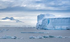 Collapse of West Antarctic ice sheet 'avoidable' if warming stays below 2C