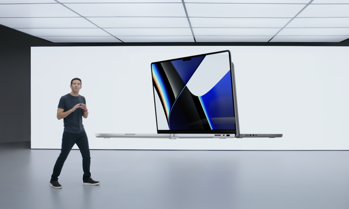 Apple launches new MacBook Pro that is 'reimagined in every way'