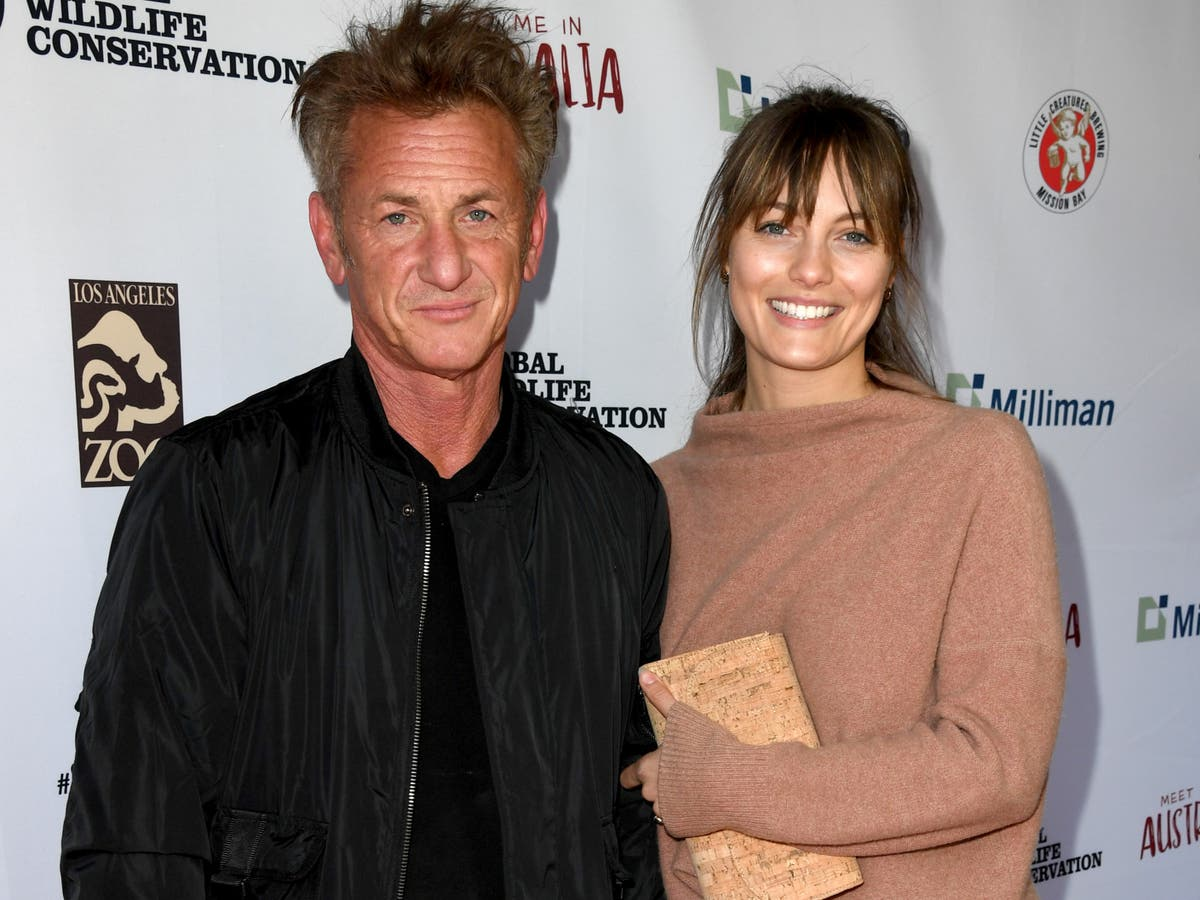 Sean Penn's wife Leila George files for divorce after one year of marriage