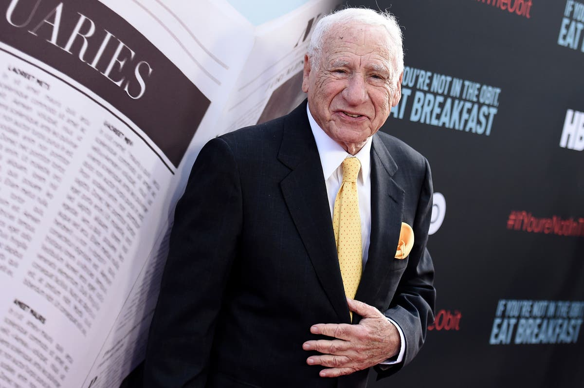 Mel Brooks plans sequel to 'History of the World, Part 1'