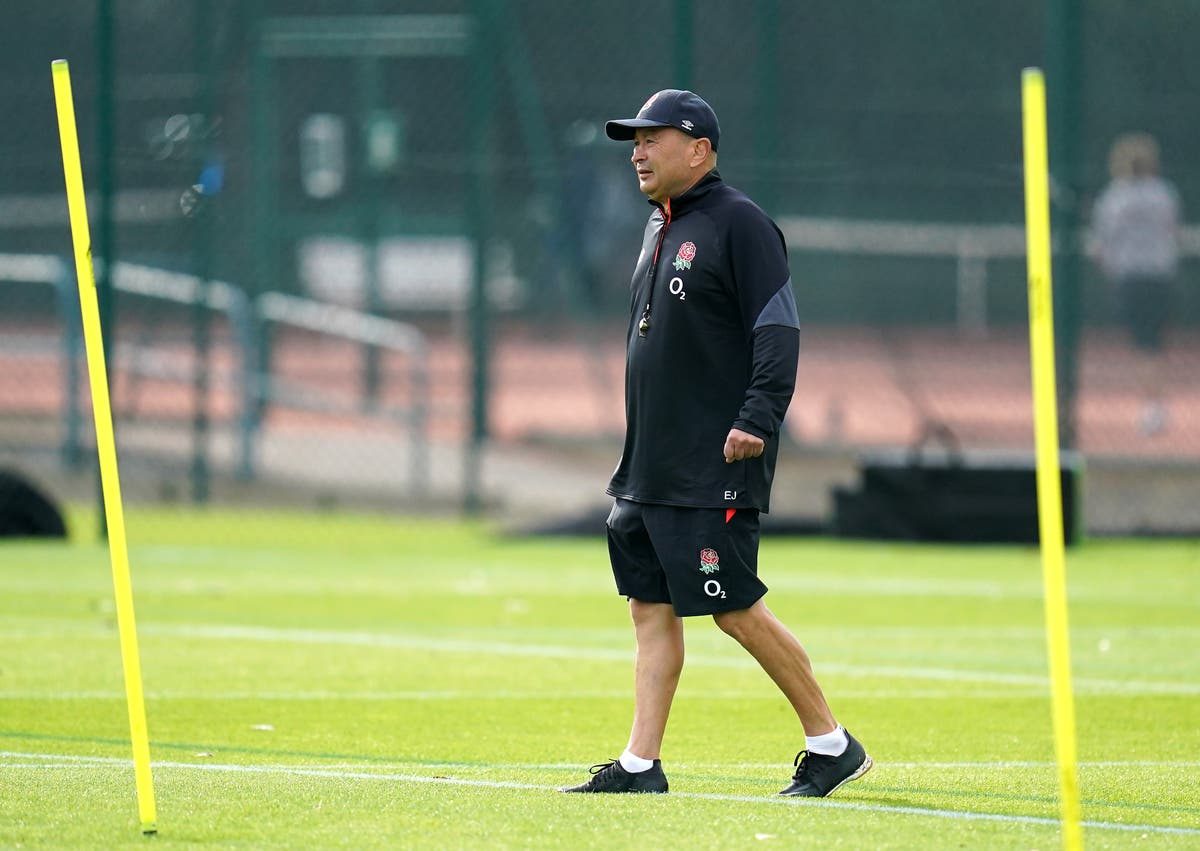 Eddie Jones: Exiled stars must show they have 'will to prepare to win World Cup'
