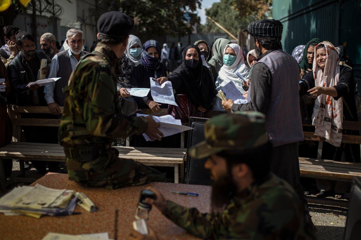US envoy for Afghanistan steps down after withdrawal