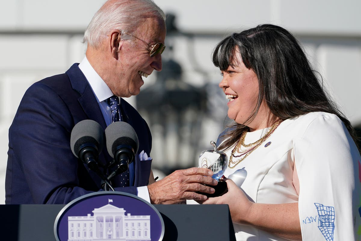 Biden: Teachers 'most consequential' people after parents