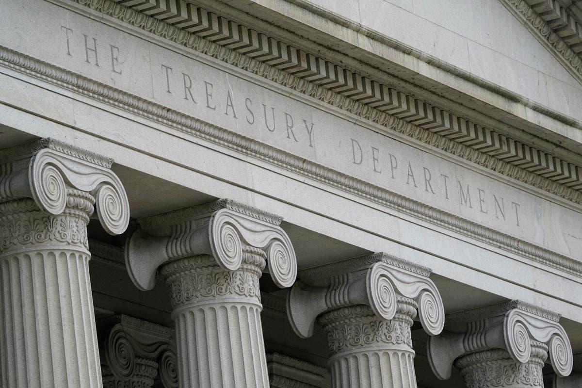 Treasury says it needs to modernize its economic sanctions