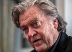 Capitol riot committee recommends criminal contempt for Bannon
