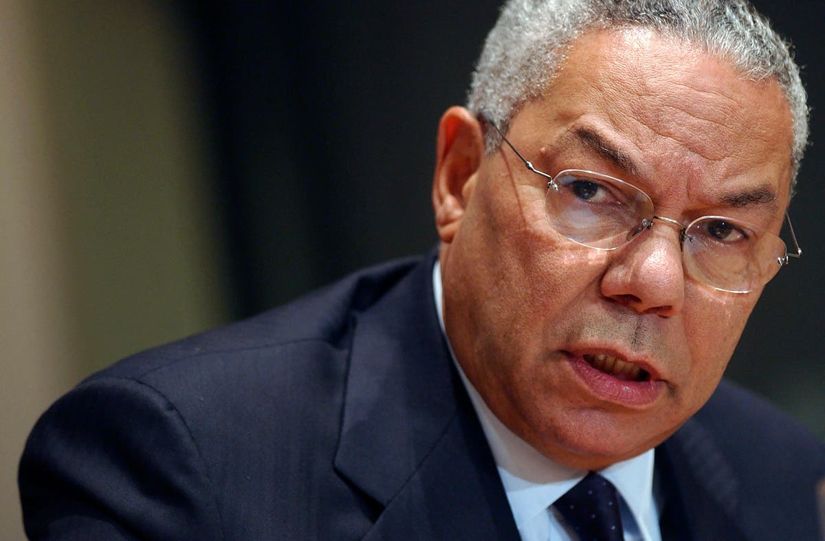Trump attacks Colin Powell and complains about 'beautiful' news coverage of his death